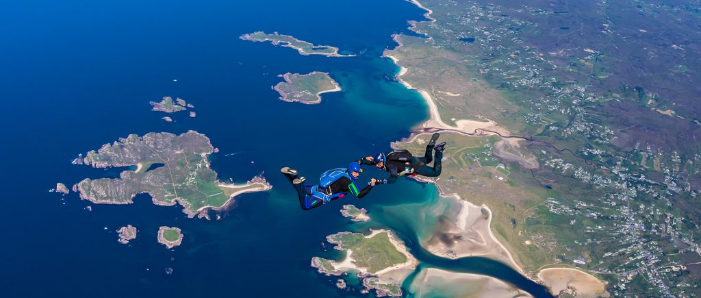 DA 6 Aerial 2 skydivers-matt-murphy