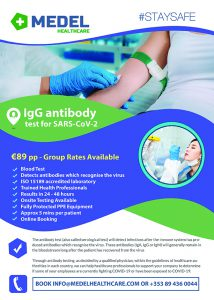 Donegal-Airport-Testing-antibody-test-covid-19